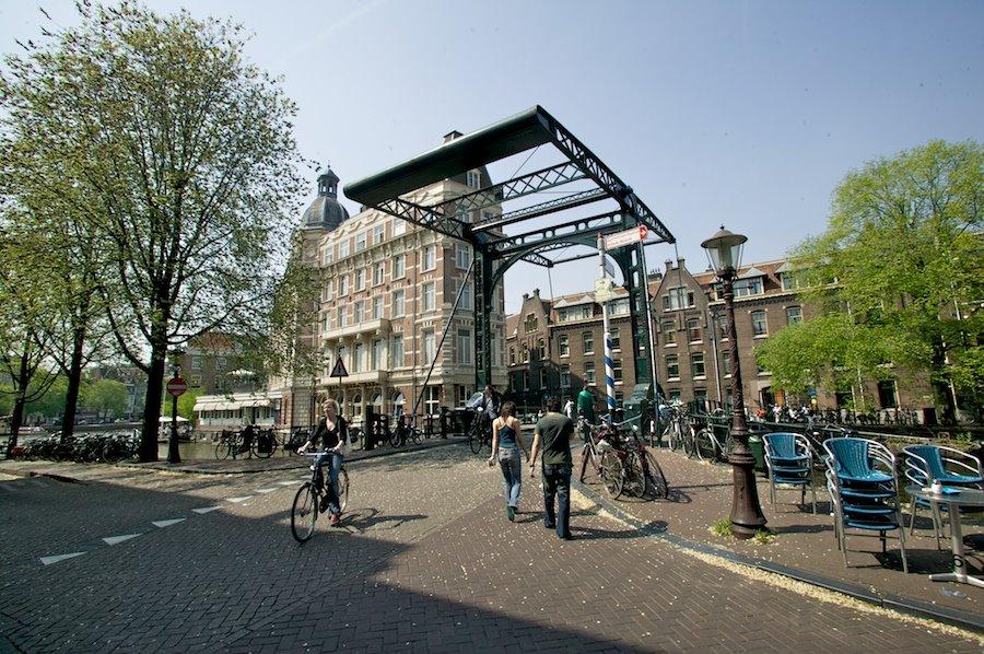 F1AV3518-724215 Dam Square, Amsterdam