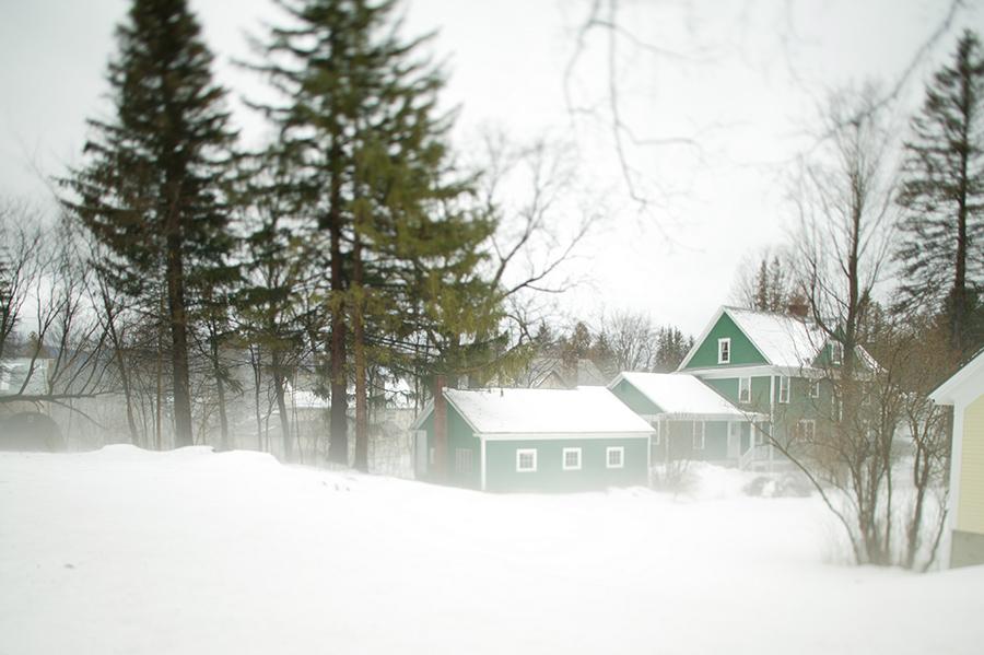 F1AV9048 Londonderry, Vermont vermont snow londonderry