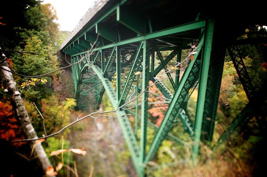 f1av2456 Queechee Gorge, Vermont vermont