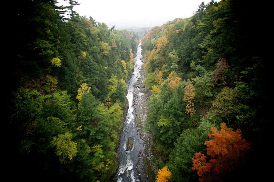 f1av2487 Queechee Gorge, Vermont vermont