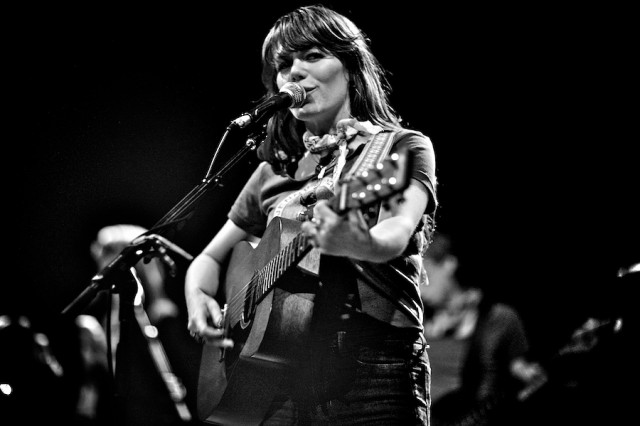 Jenny Lewis Live - photo: Gregg Greenwood