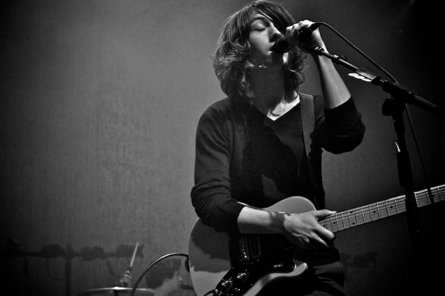 Artic Monkeys © Gregg Greenwood