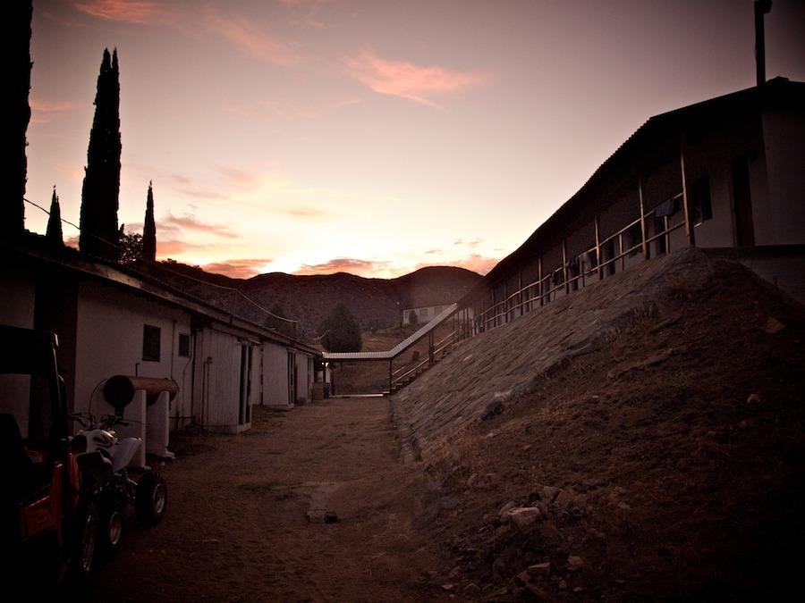 MIkes Sky Ranch Baja Mexico