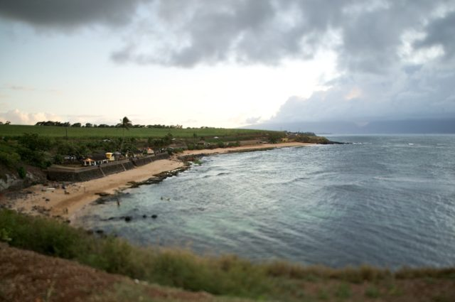 Ho'okipa Maui, Hawaii