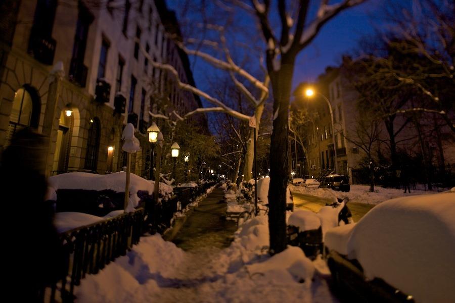 new-york-city-snow-4 New York City After Snow snow nyc