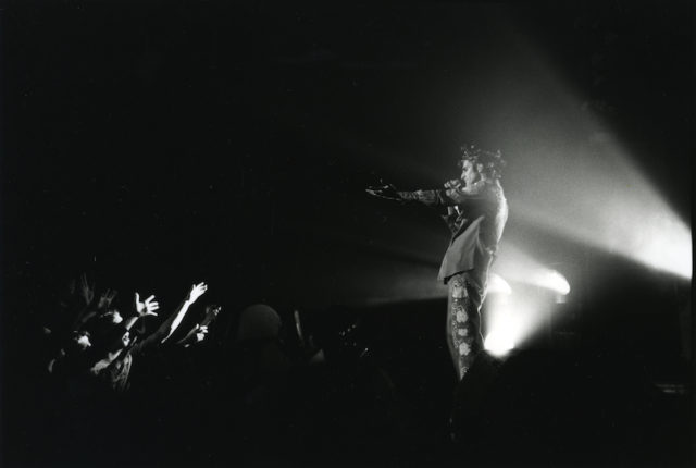 Perry Farrell - NYC © Gregg Greenwood