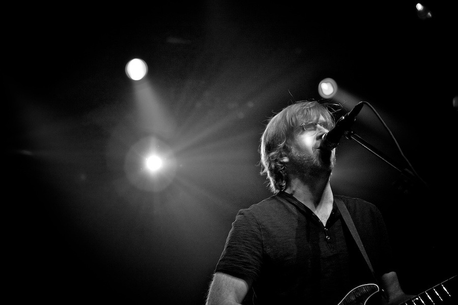 trey-anastasio-1 Trey Anastasio trey anastasio terminal 5 bowery presents