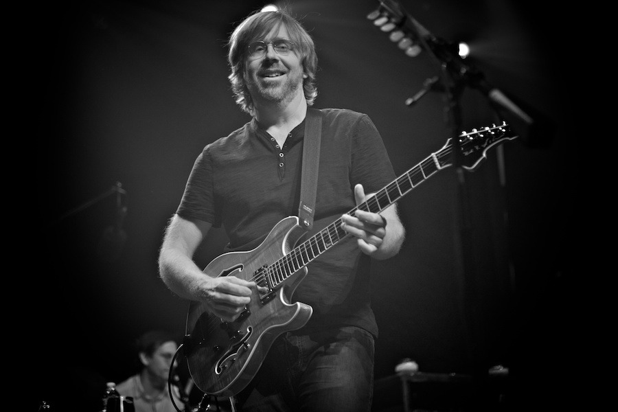 trey-anastasio-2 Trey Anastasio trey anastasio terminal 5 bowery presents