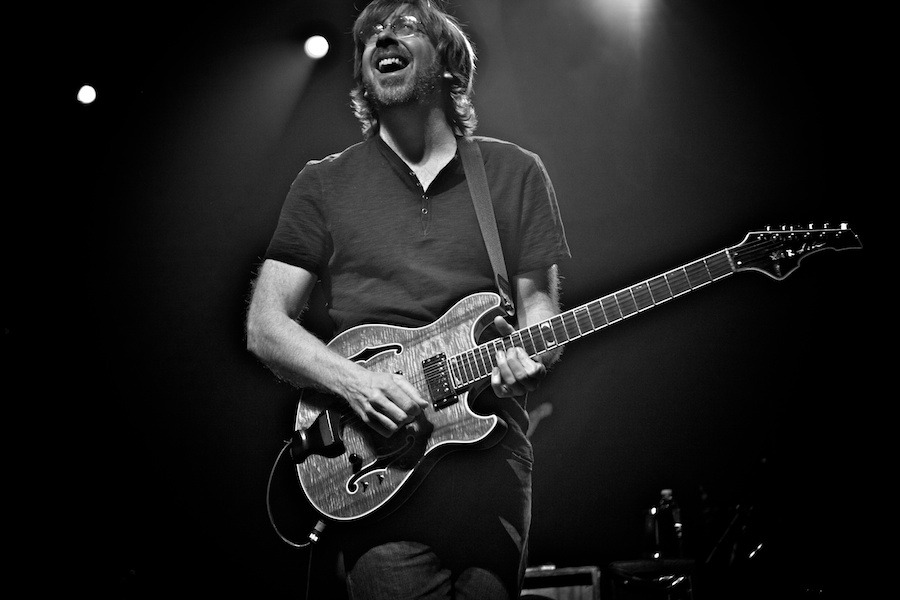 trey-anastasio-6 Trey Anastasio trey anastasio terminal 5 bowery presents