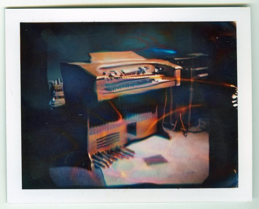 mark-516 Mark Linkous Polaroids from Bearsville recording It's a Wonderful Life sparklehorse mark linkous bearsville studio
