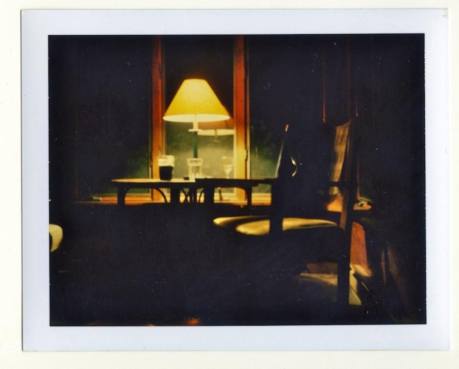 mark-518 Mark Linkous Polaroids from Bearsville recording It's a Wonderful Life sparklehorse mark linkous bearsville studio