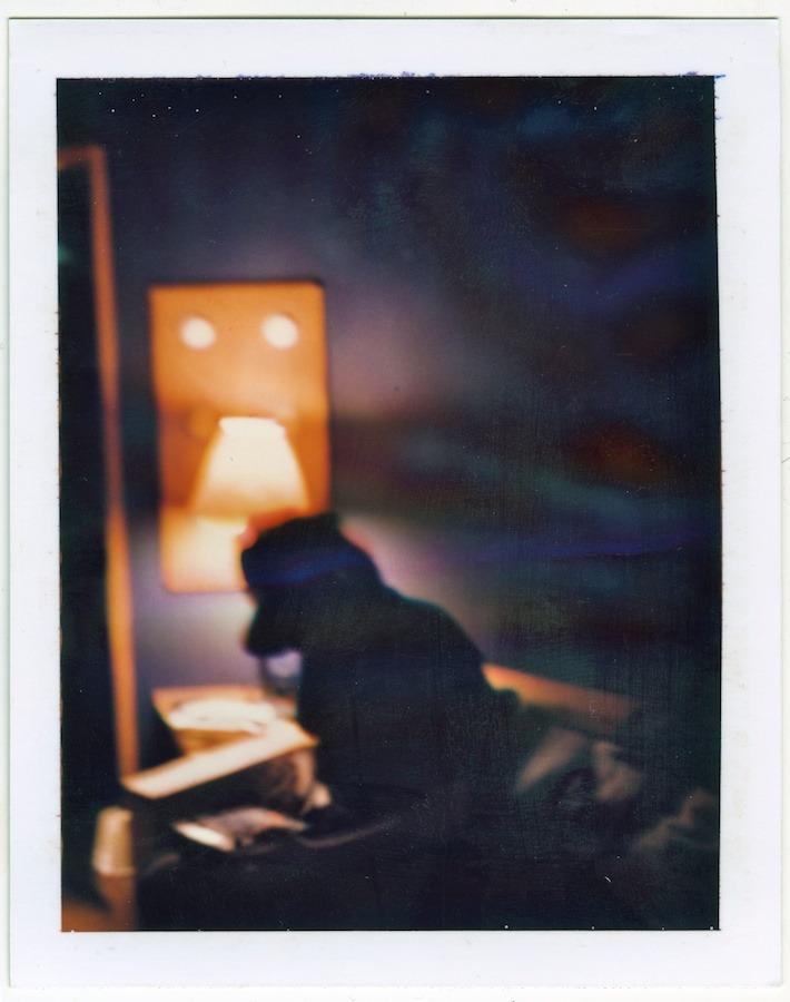 mark-53 Mark Linkous Polaroids from Bearsville recording It's a Wonderful Life sparklehorse mark linkous bearsville studio