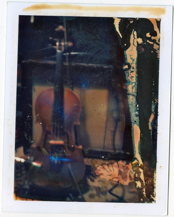 mark-55 Mark Linkous Polaroids from Bearsville recording It's a Wonderful Life sparklehorse mark linkous bearsville studio