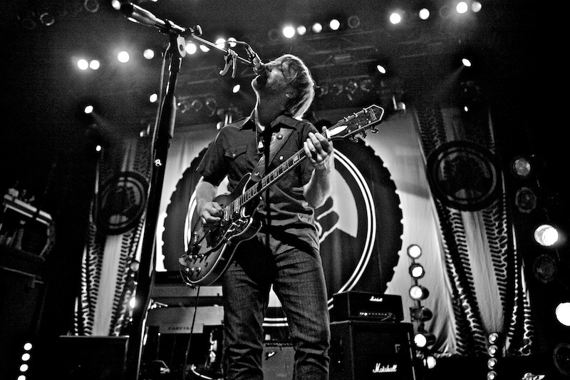 black-keys-2 The Black Keys terminal 5 Dan Auerbach bowery presents black keys