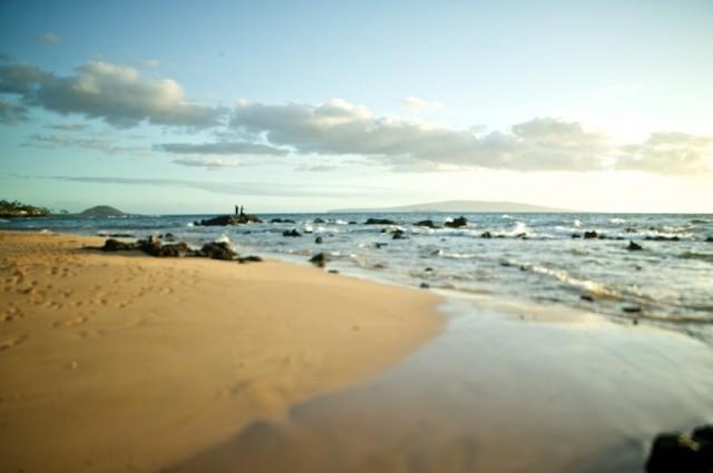 Kamole Beach - Maui