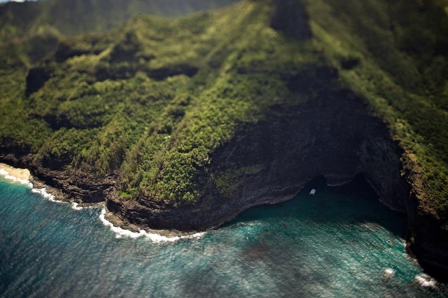 Kauai-helicopter-2 Na Pali, Kaua'i Hawaii hawaii