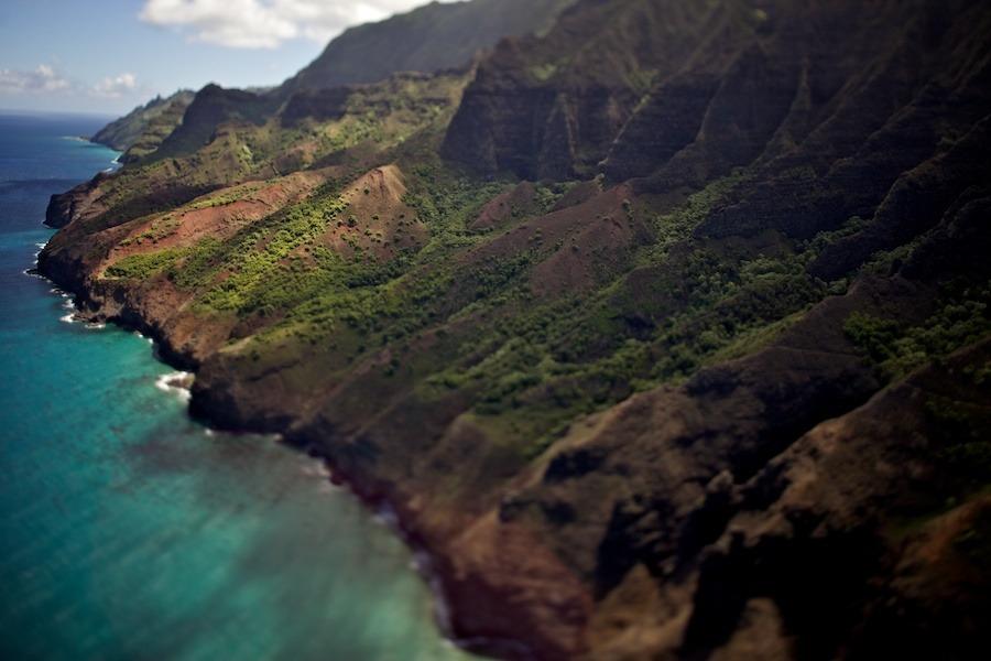Kauai-helicopter-3 Na Pali, Kaua'i Hawaii hawaii
