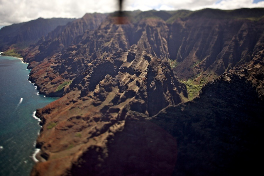 Kauai-helicopter-7 Na Pali, Kaua'i Hawaii hawaii