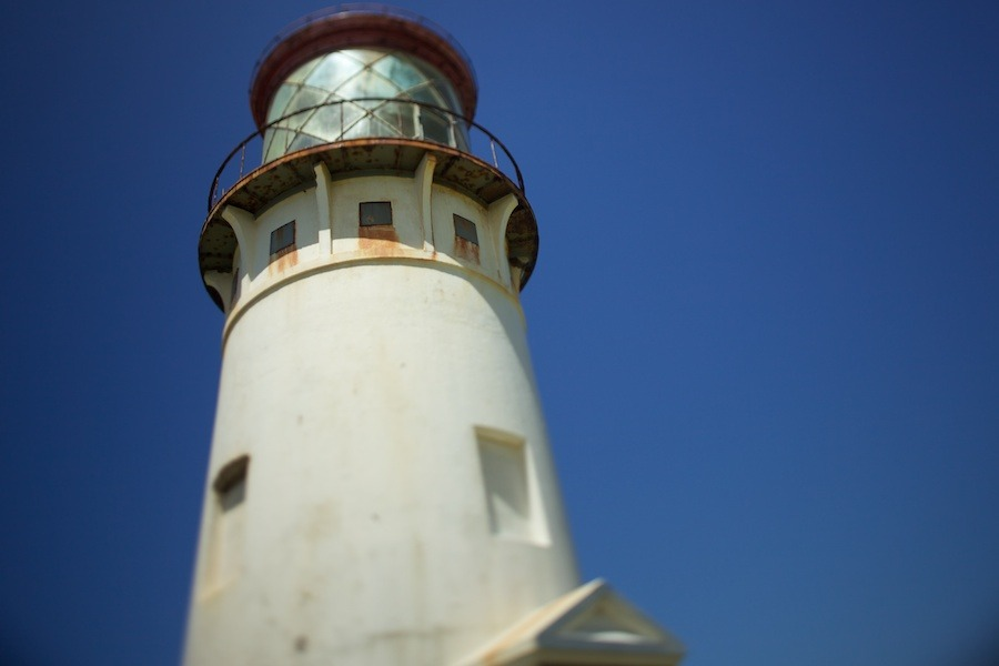 Kilauea Point Lighthouse, Kaua'i