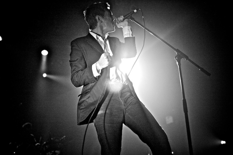 The Walkmen - New York City - photo © Gregg Greenwood