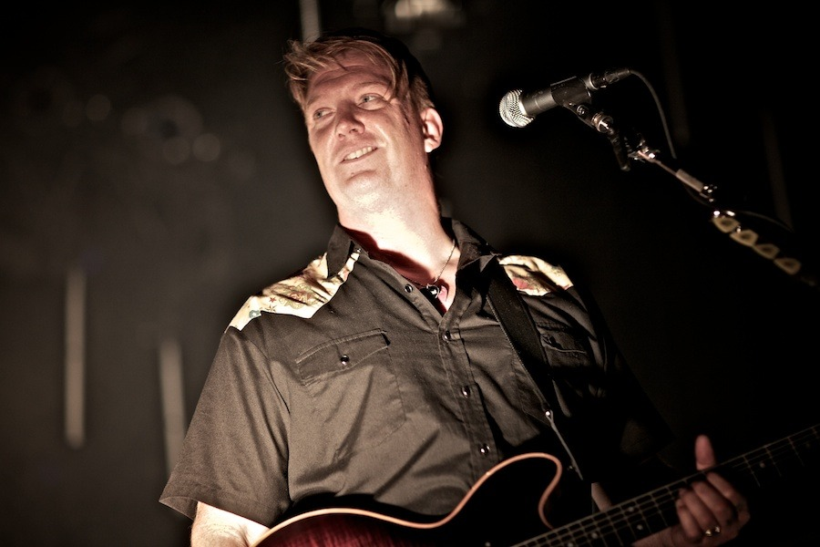 QOTSA-gregg-greenwood-1 Queens of the Stone Age terminal 5 queens of the stone age josh homme bowery presents