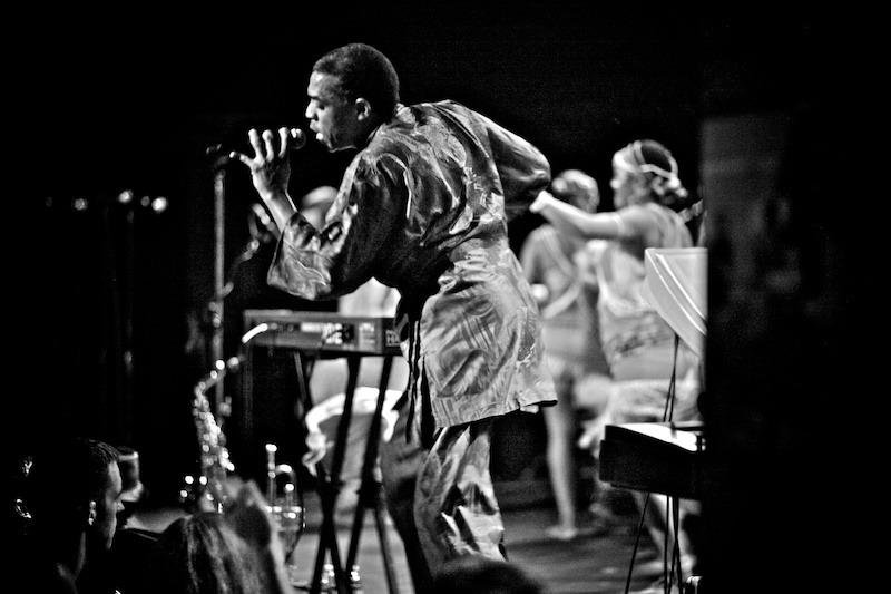 femi-kuti-Gregg-Greenwood-bw-6 Femi Kuti music hall of williamsburg Femi Kuti bowery presents