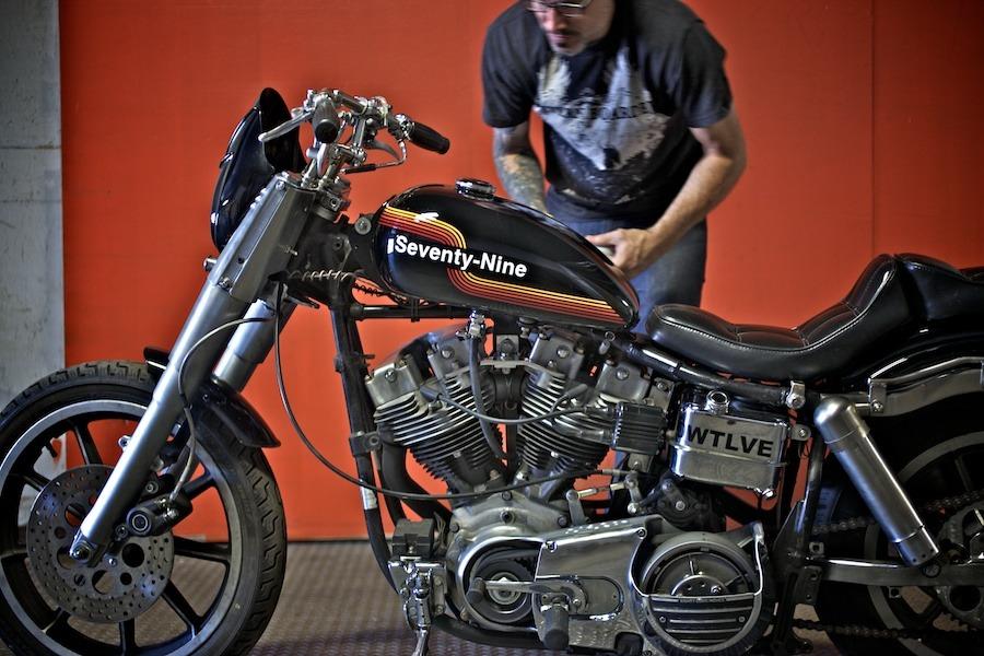 JMR-122 JMR Design motorcycles