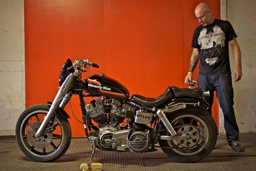 JMR-132 JMR Design motorcycles