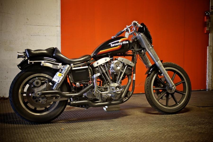 JMR-232 JMR Design motorcycles