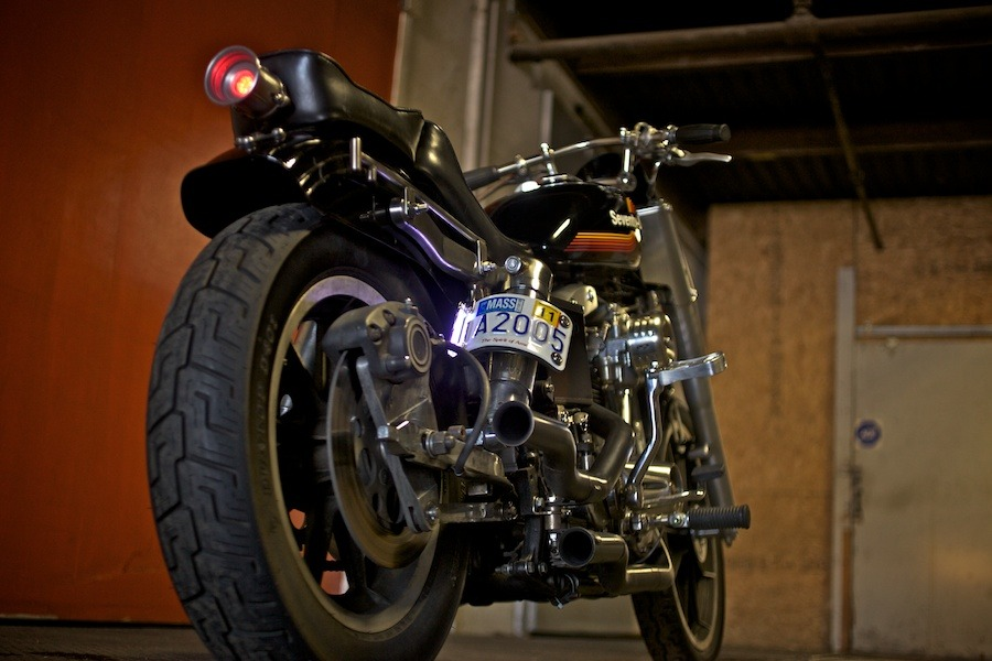 JMR-272 JMR Design motorcycles