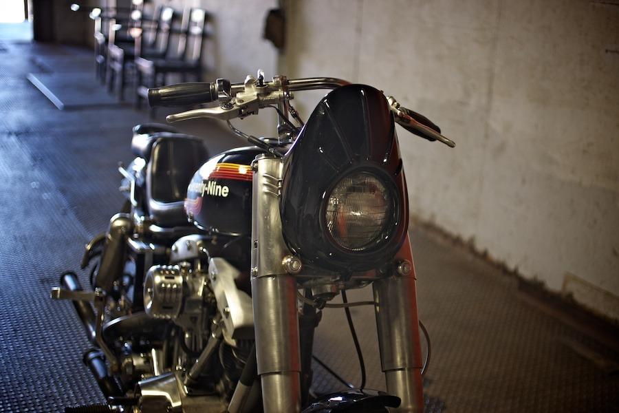 JMR-302 JMR Design motorcycles