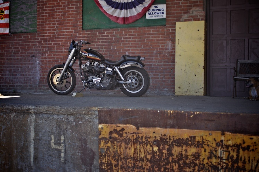 JMR-352 JMR Design motorcycles