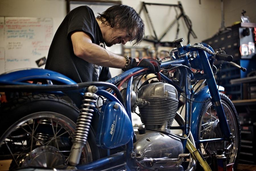 JMR-412 JMR Design motorcycles