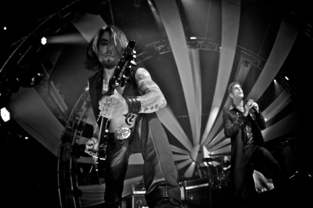 Jane's Addiction - © photo Gregg Greenwood (4)