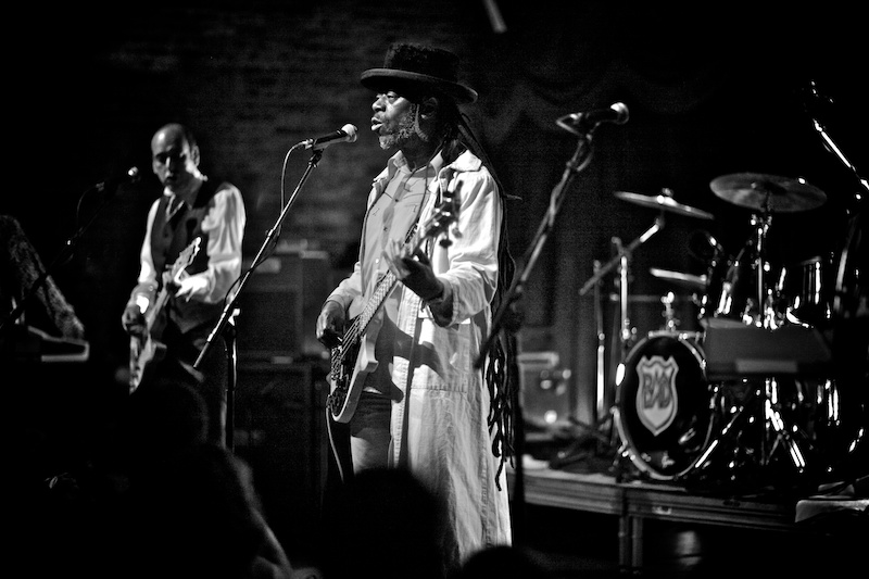BAD-Gregg-Greenwood-3 B. A. D. Big Audio Dynamite mick jones don letts brooklyn bowl big audio dynamite