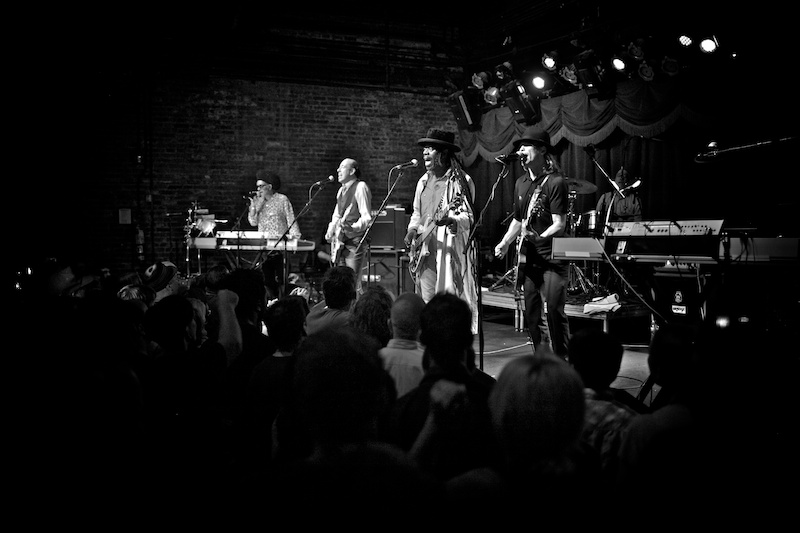 BAD-Gregg-Greenwood-9 B. A. D. Big Audio Dynamite mick jones don letts brooklyn bowl big audio dynamite