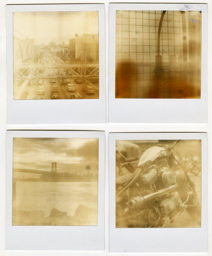 scan-048 Brooklyn Polaroids nyc brooklyn bridge brooklyn