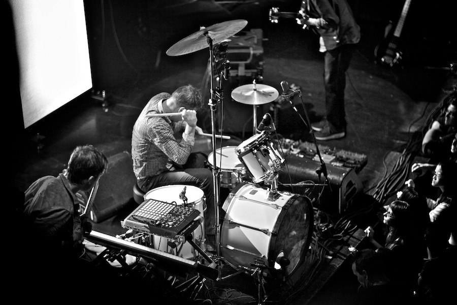 Battles - Webster Hall - © Gregg Greenwood (10)