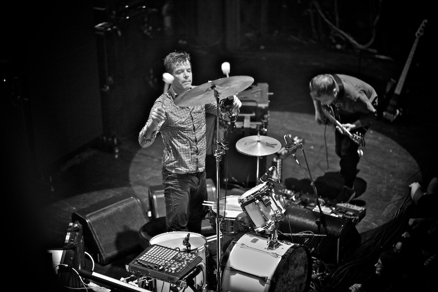 Battles - Webster Hall - © Gregg Greenwood (2)