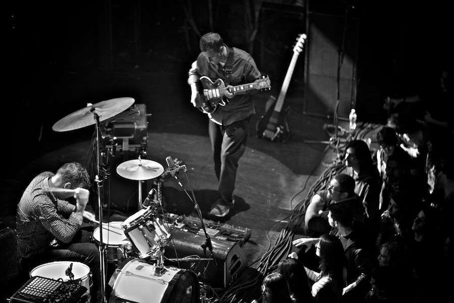 Battles - Webster Hall - © Gregg Greenwood (6)