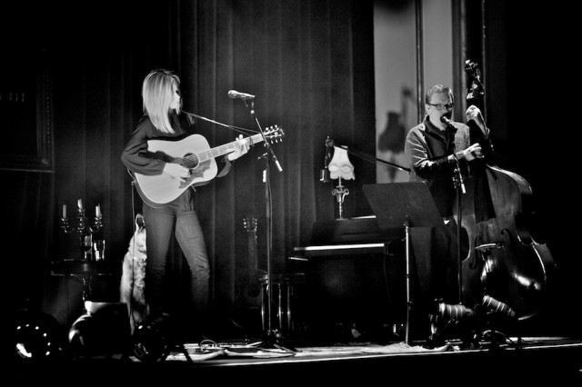 Anna Ternheim and Dave Ferguson Live at Babylon, Berlin Germany