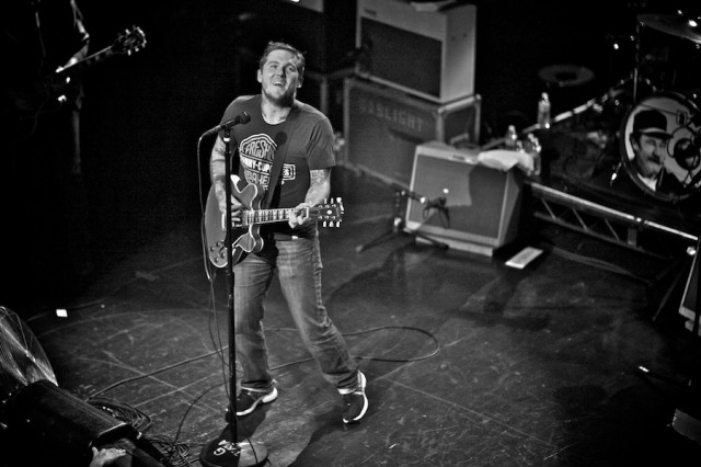 Gaslight Anthem © Gregg Greenwood (1)