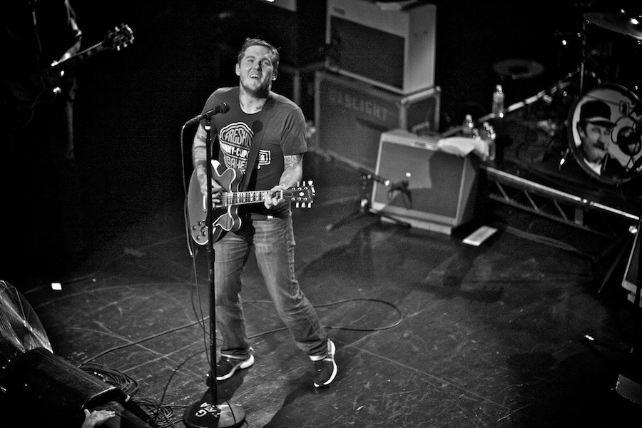 gaslight-gregg-greenwood-1 Gaslight Anthem webster hall gaslight anthem bowery presents