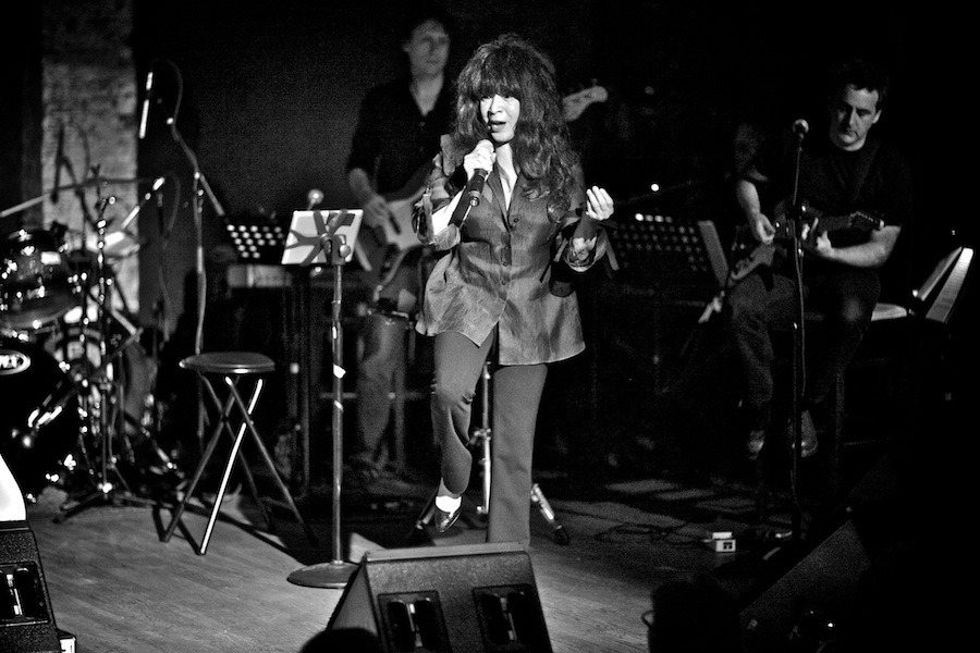 Ronnie Spector © photo Gregg Greenwood (2)