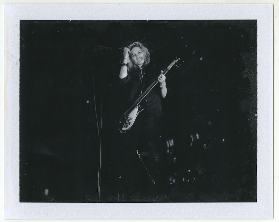 the-kills-pola-gregg-greenwood-1 The Kills Polaroids the kills polaroids polaroid jamie hince alison mosshart