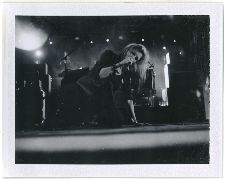 the-kills-pola-gregg-greenwood-3 The Kills Polaroids the kills polaroids polaroid jamie hince alison mosshart