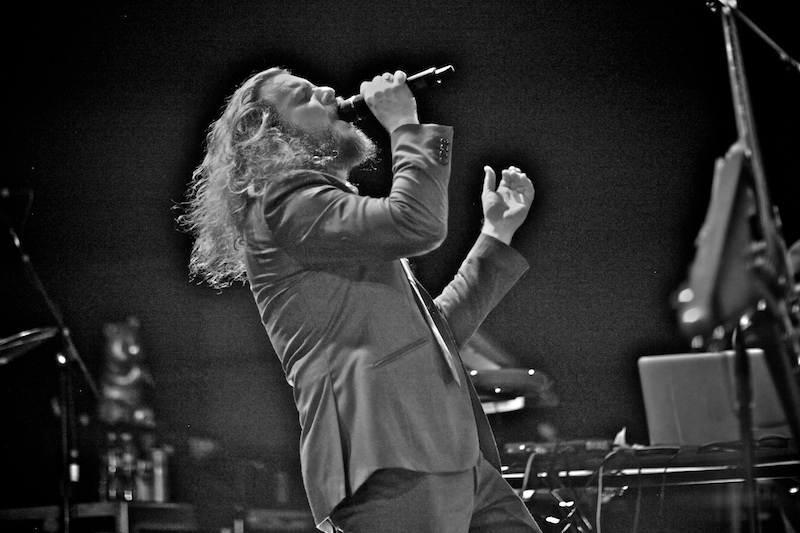 Jim James - Feb 19 2013 - photo ©Gregg Greenwood (7)