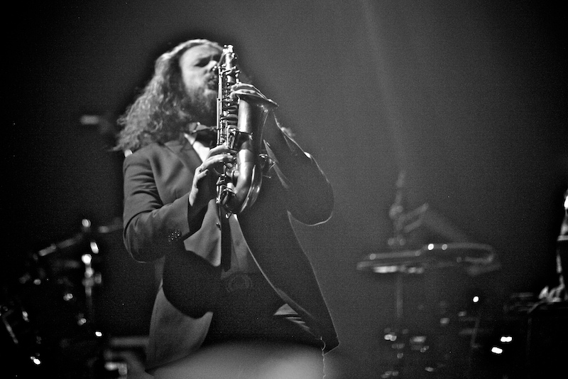 Jim James - Feb 19 2013 - photo ©Gregg Greenwood (4)