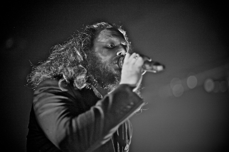 Jim James - Feb 19 2013 - photo ©Gregg Greenwood (3)