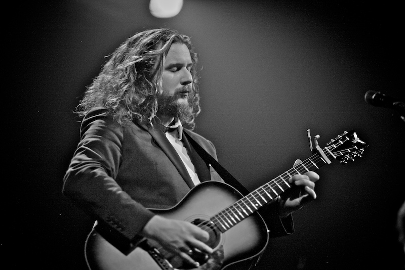 Jim James - Feb 19 2013 - photo ©Gregg Greenwood (1)